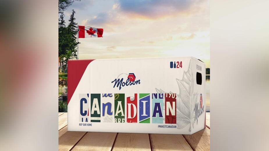 Molson Coors Makes it Canadian for Canada Day Celebrations