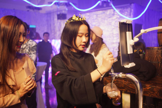 Harbin Surprises a Chinese Teen with a Lifetime Supply of Beer on her 18th Birthday