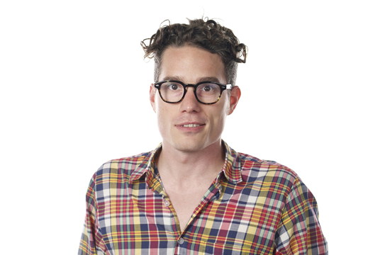 Ben James Joins JWT NY as ECD