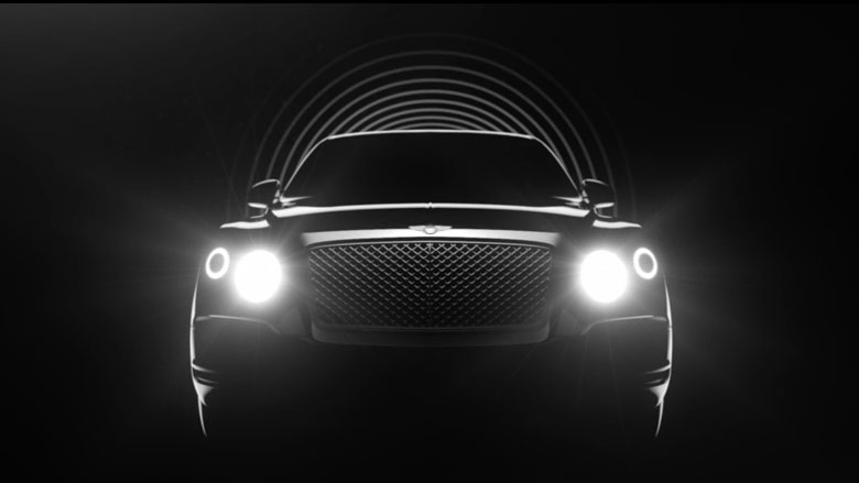 Mcasso Composes Trancelike Tunes for New Bentley Campaign