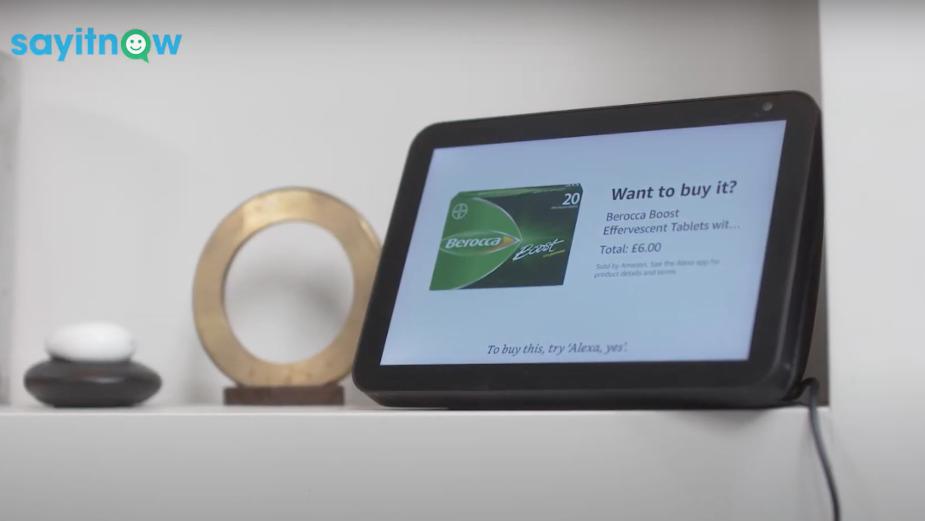 Consumers Call Berocca to the Door in Actionable Audio Ad First