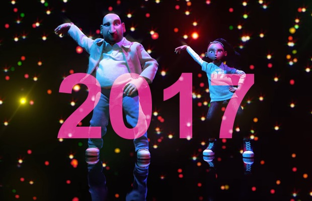 A Decade of Creativity: 2017