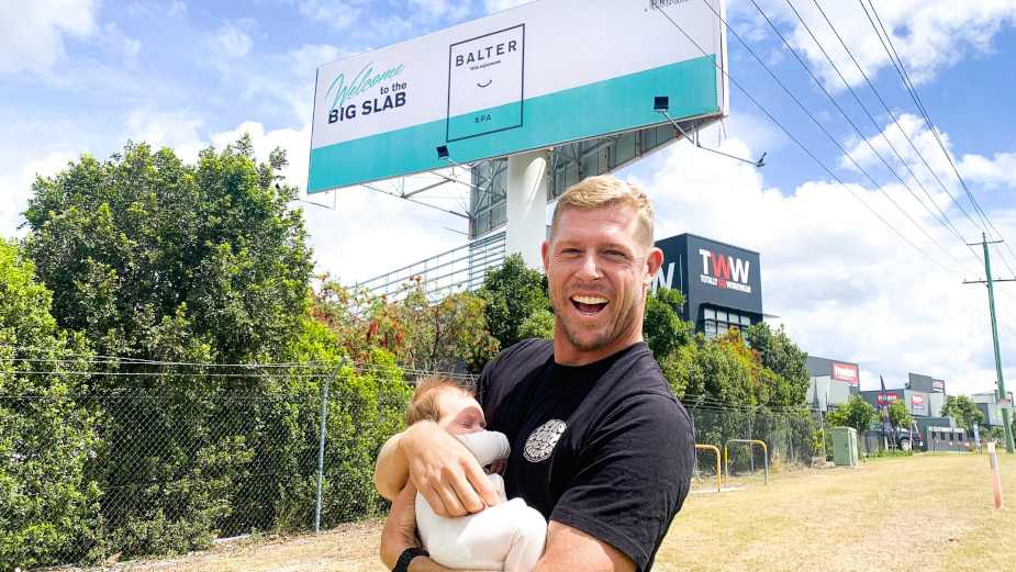 Balter Boosts Queensland Tourism by Unveiling Tongue-in-Cheek Initiative 'The Big Slab'