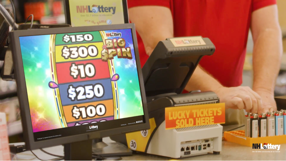 NH Lottery and GYK Antler Launch Game Show Style In-Store Experience