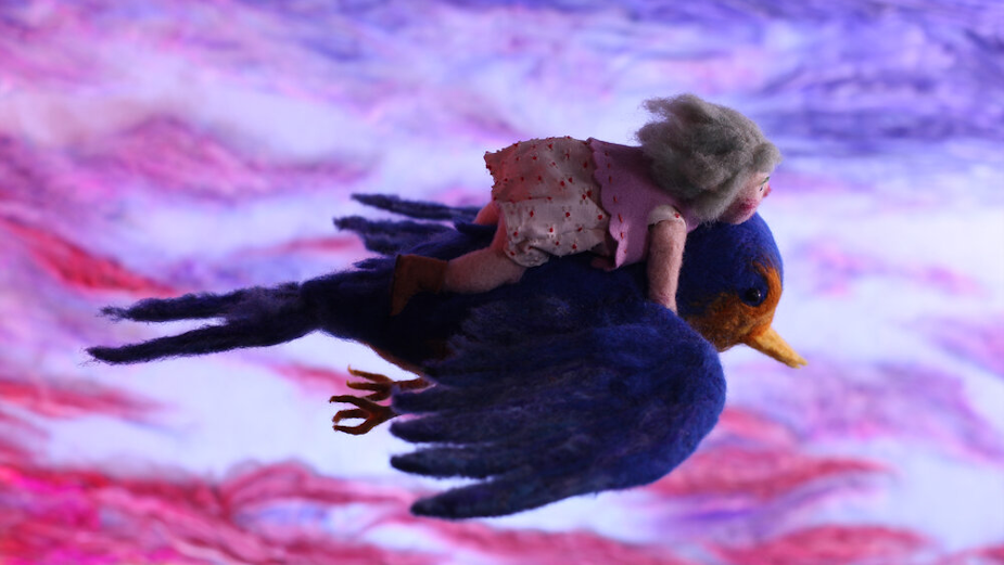 Thumbelina Gets a Wooly Retelling in 'Tulip' Short Film Trailer