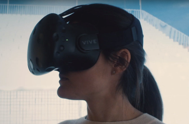 Experience What It's like to Play Football with Visual Impairment in Swedish VR Game