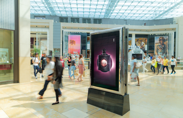 Clear Channel Partners with Hammerson to Expand its Retail Advertising