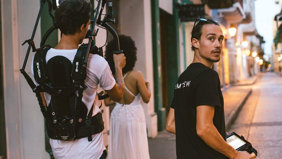 The Directors: Boris Thompson-Roylance