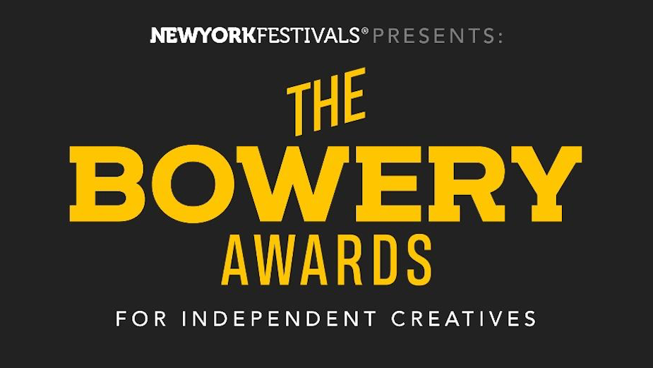 New York Festivals, Bowery Awards and Fiverr Shine the Spotlight on Independent Creatives