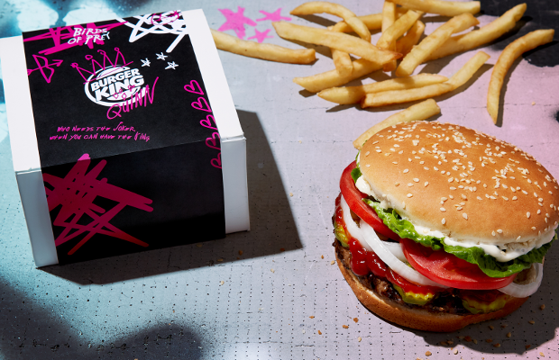 Burger King Flame-Grills Memories of Your Ex This Valentine's Day