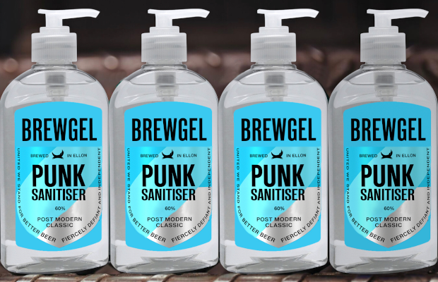 Forget Beer, Brewdog Now Does Hand Sanitiser