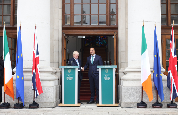 An Irish View of Brexit