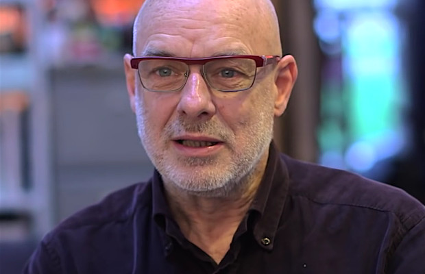 My Creative Hero: Brian Eno