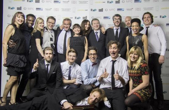 British Arrows Awards 2013