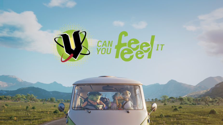 V Energy Bugs are Back to Spread Positivity in Latest Campaign