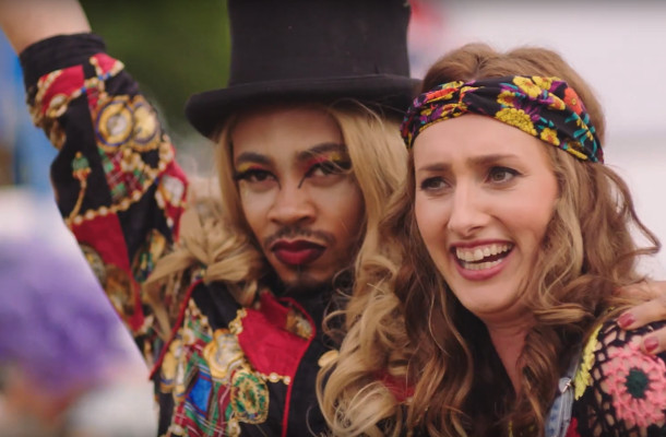 Bulmers Collaborates with Channel 4 in Celebration of British Variety