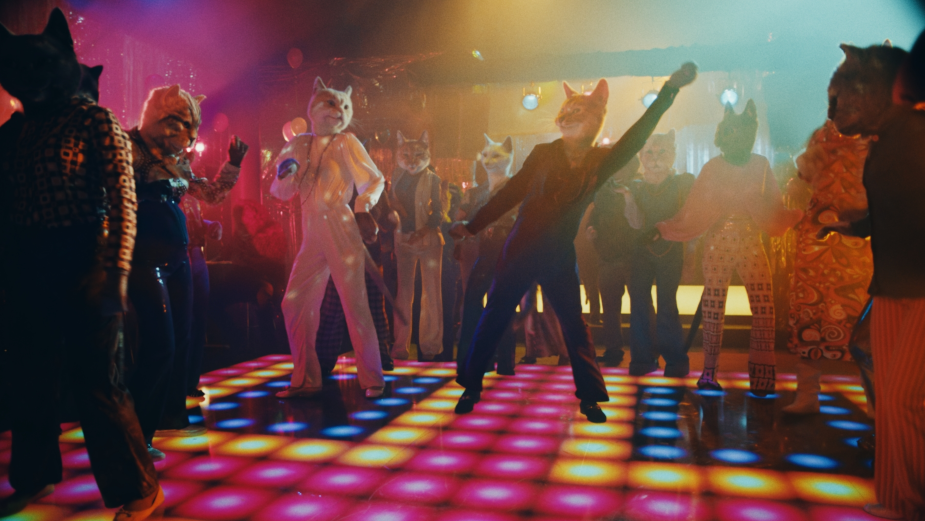 Disco Dancing Cats Put the 'Fun' in Funk for ARM&HAMMER's SLIDE Cat Litter