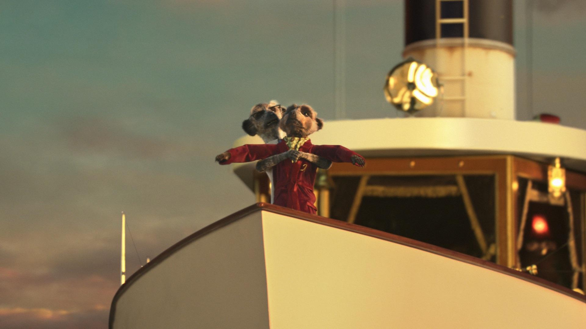 Aleksandr and Sergei Channel Titanic in Latest Comparethemarket.com Campaign