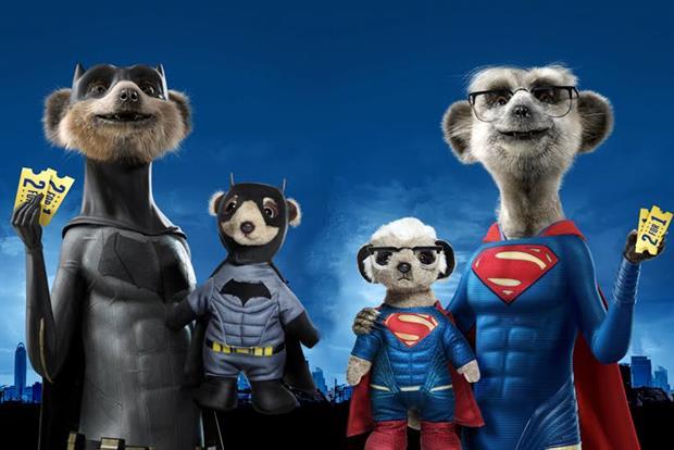Meerkats Suit Up for a Heroic Journey in New Comparethemarket.com Spot