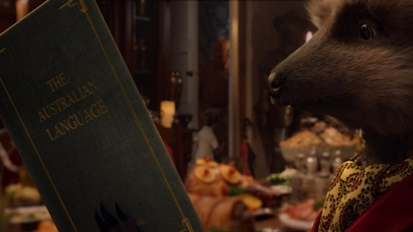 Sergei and Aleksandr Host Exotic Dinner Party in 'Simplesness' Compare the Market Campaign