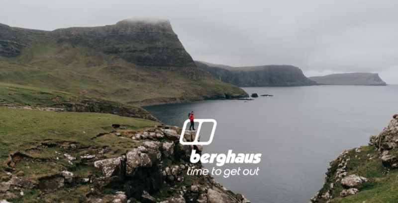 Berghaus Launches 'Time to Get out' Autumn / Winter Campaign