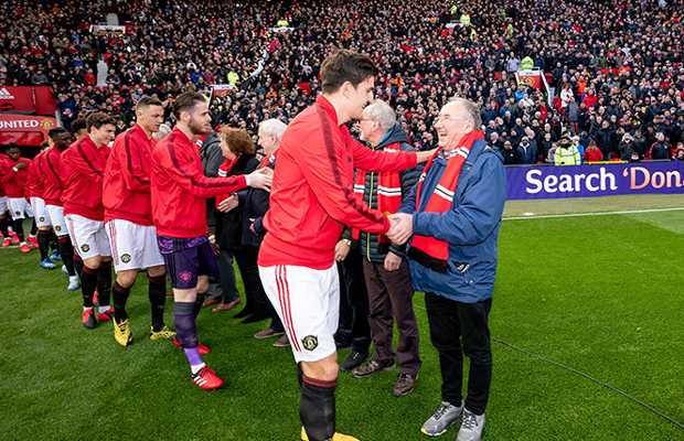 Cadbury and Manchester United Shine a Light on Loneliness