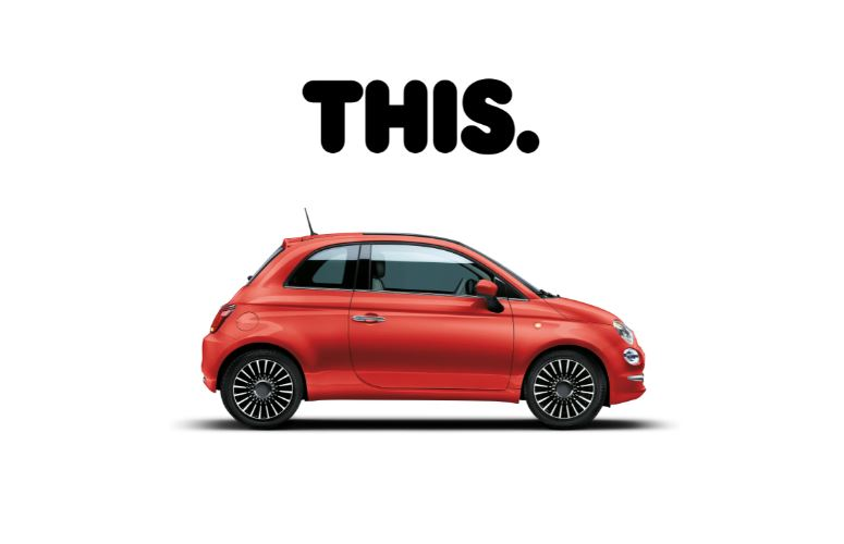 Not a Logo in Sight, Krow Communications Launch 'Lose the Labels' Campaign with Fiat