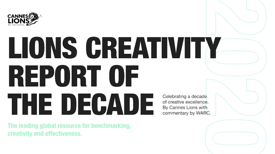 BBDO Worldwide Named First-Ever Cannes Lions Network of the Decade