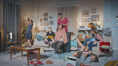 The Assembly Rooms' David Stevens Cuts Smooth One-Shot Spot for Canon