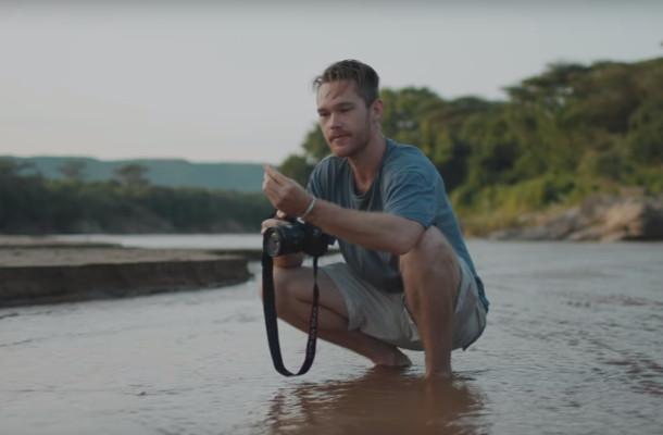 Canon Sends Man Who's Never Left Australia on an Ethiopian Adventure