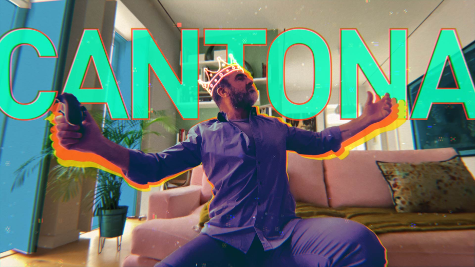 There's No Holding the Rising Stars Back in Epic FIFA 21 Spot with Legendary Eric Cantona