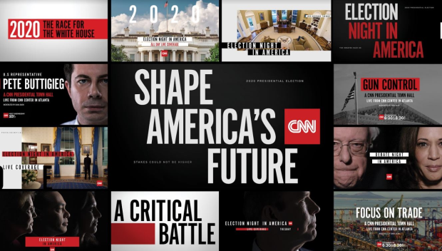 CNN Partners with Compadre for 2020 Election Package