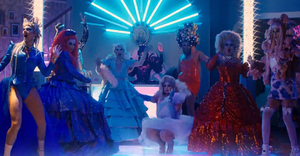 Look What RuPaul Dragged in: BBC Creative Launches Drag Race UK Campaign