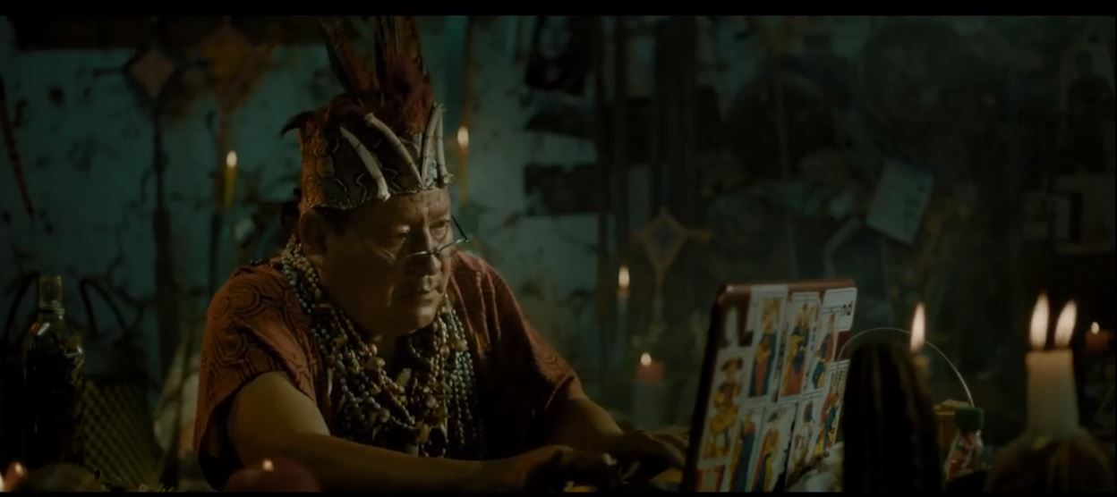 The One Show Launches 'Change Your Destiny' Campaign Featuring A Real Peruvian Shaman