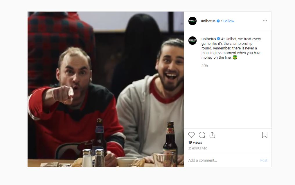 FCB Is Crazy About the Odds in Its First Campaign for Unibet