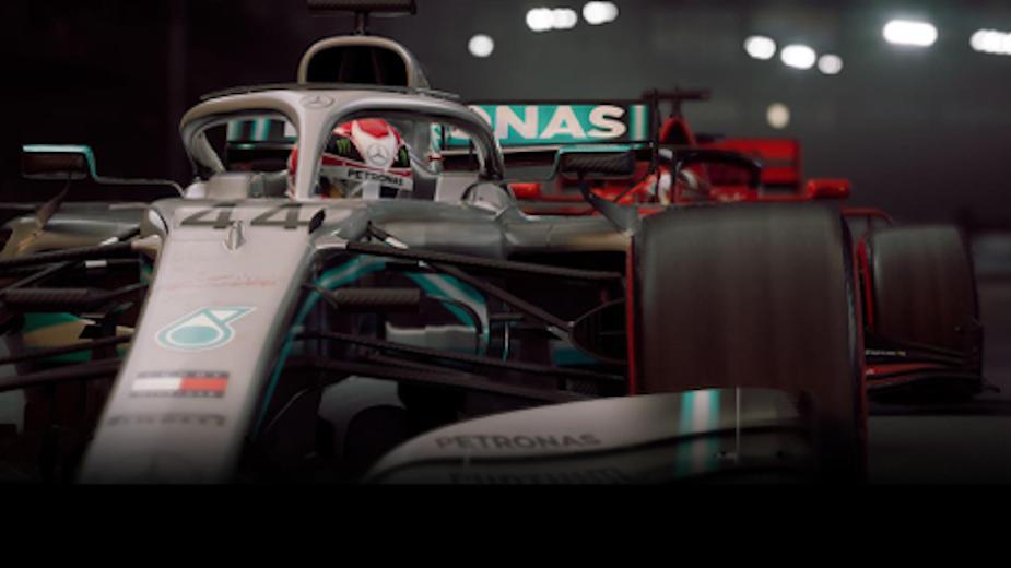 Game Engine Technology Fuels Creativity on Formula One TV ads