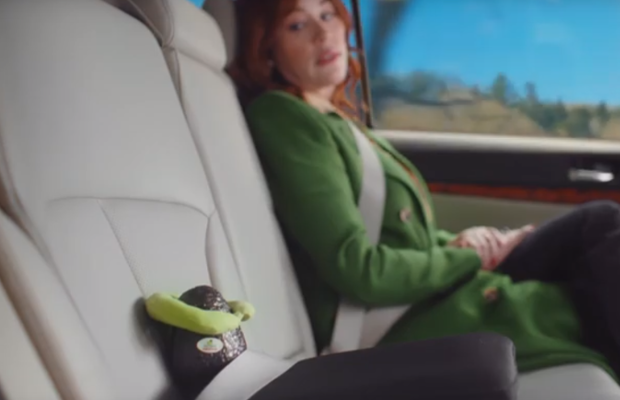 Molly Ringwald Hits the Road in Second Avocados From Mexico Spot