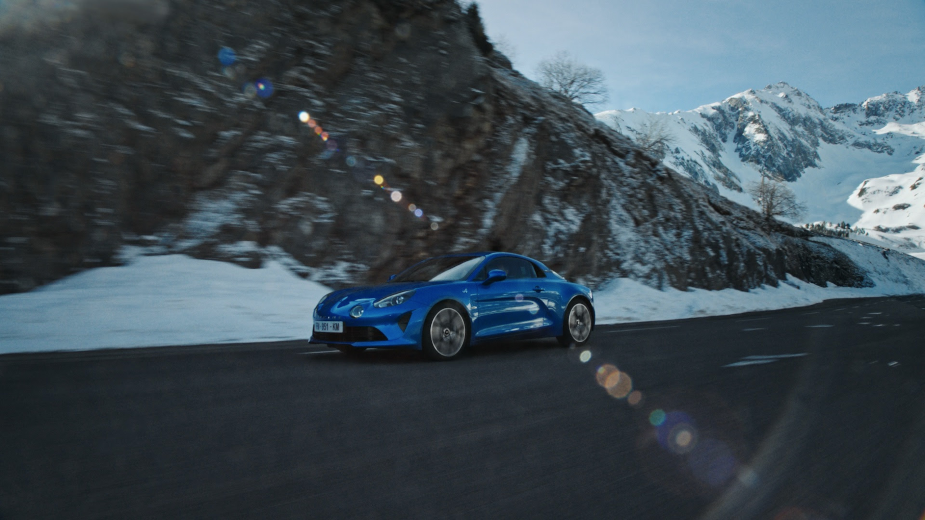 Alpine Takes the Road Less Travelled for Debut TV Campaign