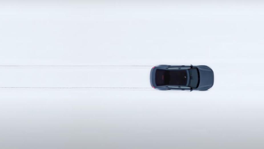 Polestar's Electric Car Makes Little Noise in Loud World