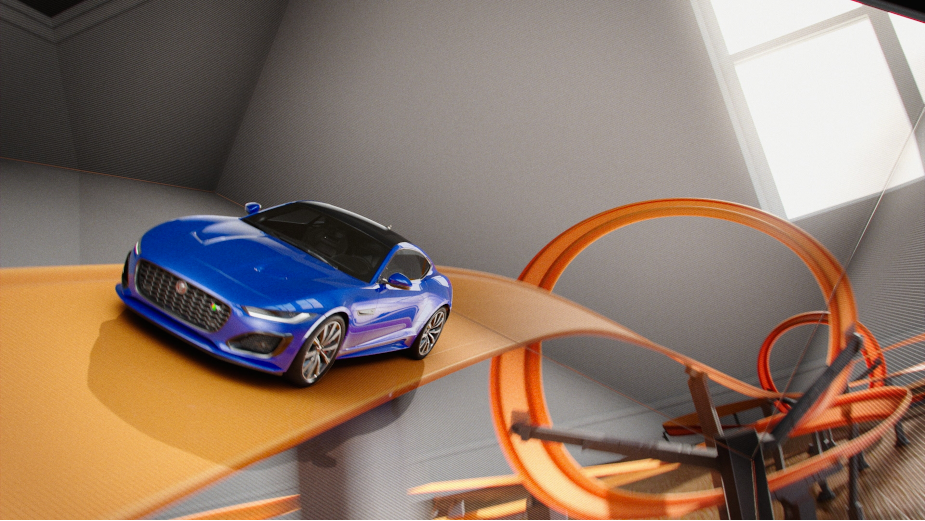 CG Campaign Allows You to Sit Back and 'Just Imagine' the Thrill of Driving New Jaguar F-TYPE