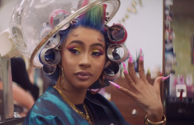 Your Shot: How Andreas Nilsson Wrangled Cardi B's Prehensile Nails for Reebok