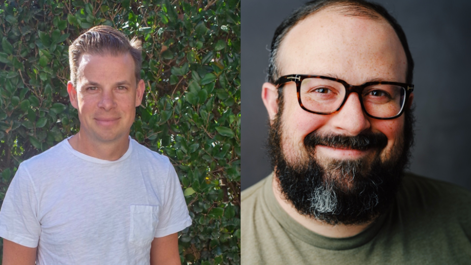Cartel Signs Editors Kyle Valenta and Ernie Gilbert