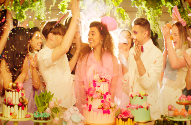 Vibrant Dance Film Transports Viewers to 'The Sweet Life' for Unbirthday