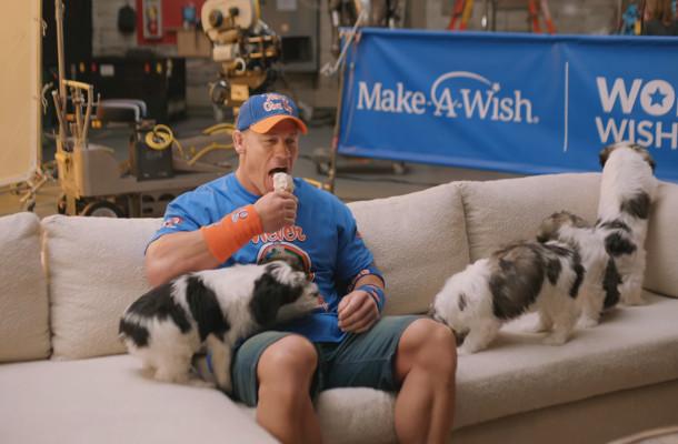 Make-A-Wish & John Cena Countdown to World Wish Day Record Attempt