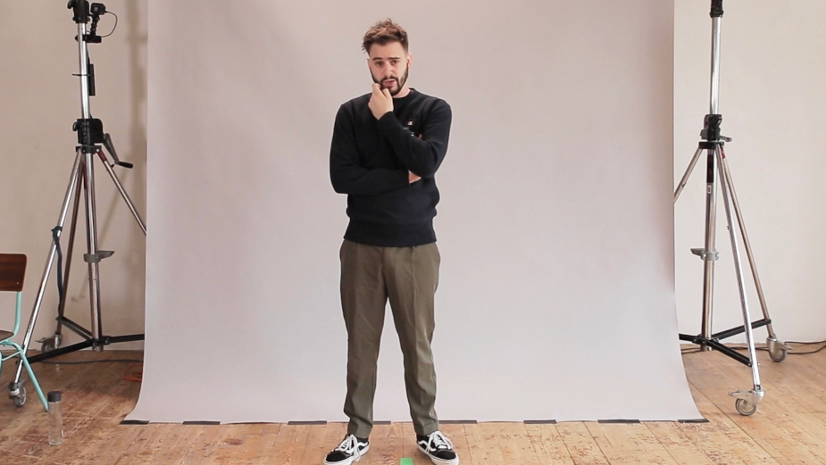Comedian Rory Marshall and Assistant Rick Edwards Hilariously Launch Percival's Latest Collaboration