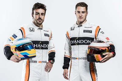 Chandon Unveils New Content Film via Havas Sydney Featuring McLaren-Honda F1 Team