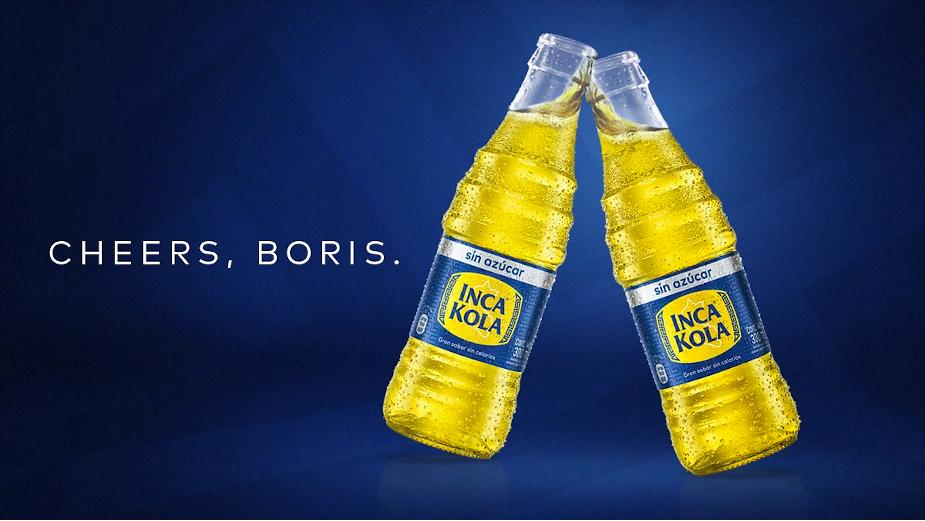 Inca Kola Invites UK Prime Minister to Make a Toast