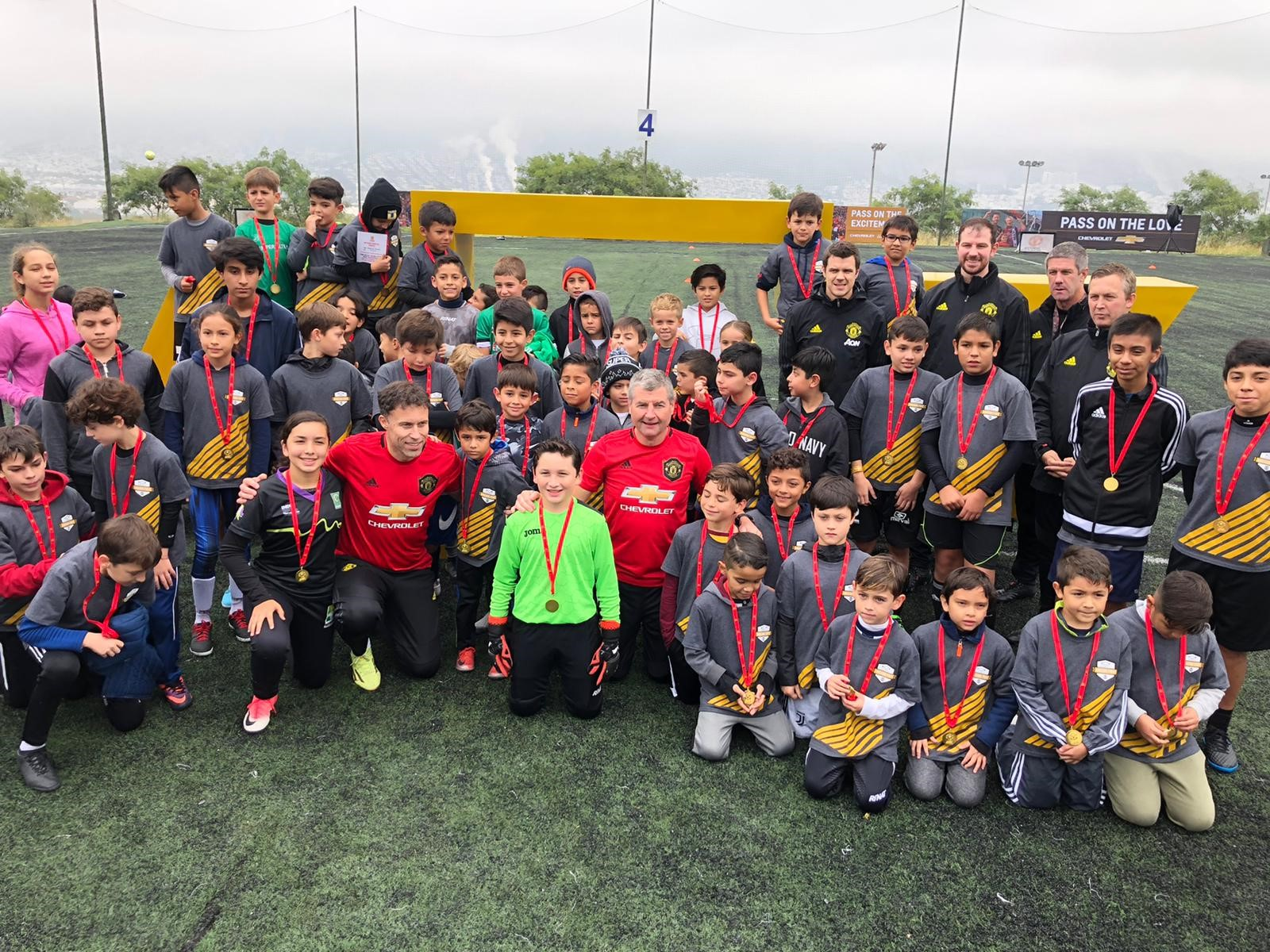 Pass On The Passion – the Chevrolet Football Festival