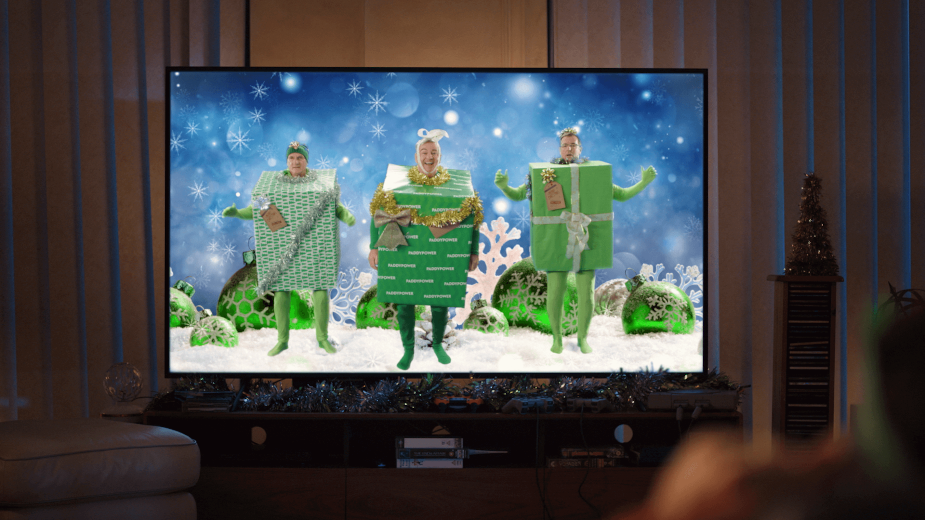 Sacked Soccer Pundits Hilariously Return for Paddy Power Christmas Spot