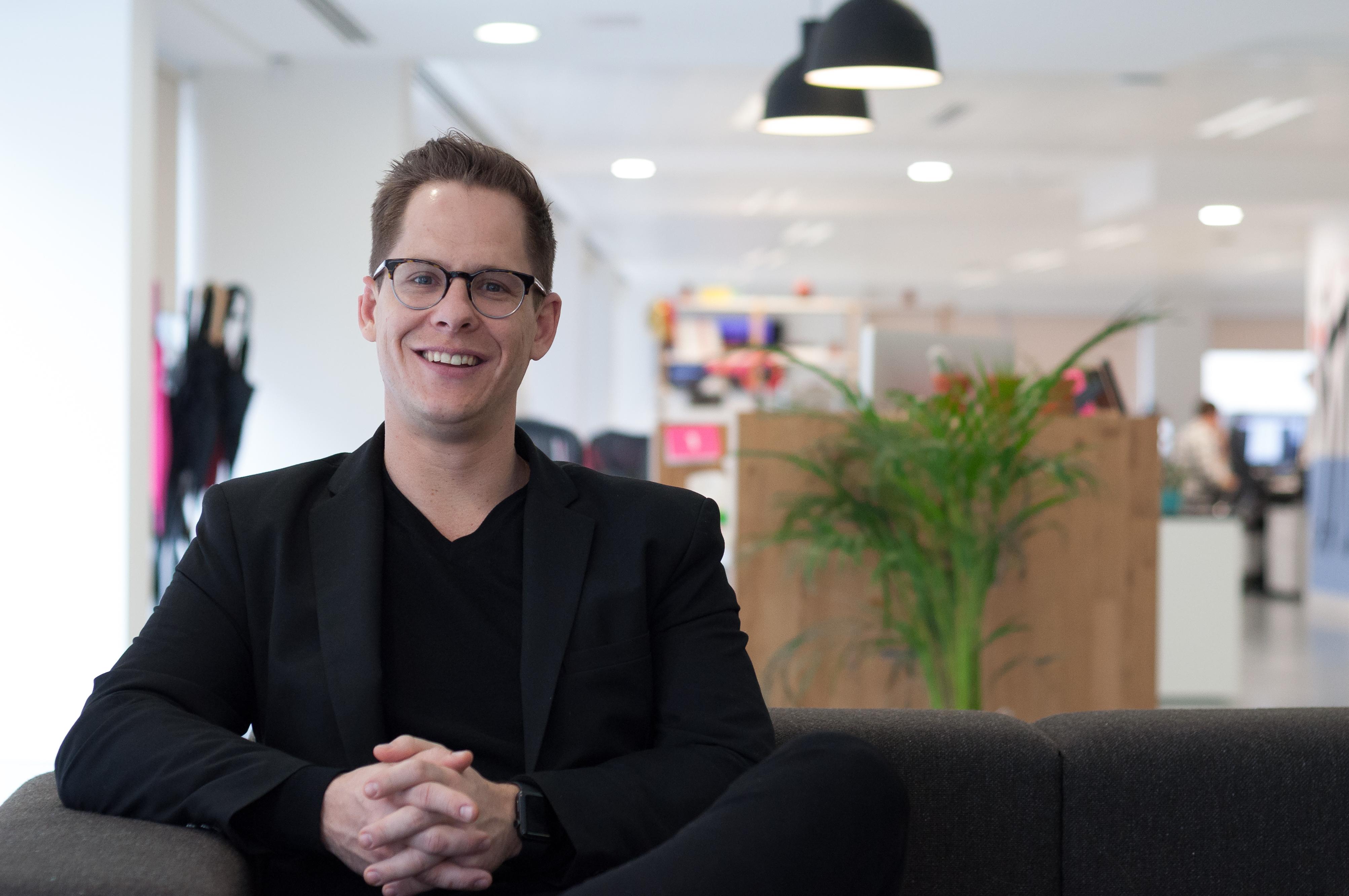 Christopher Koller Returns to Huge as VP Strategy